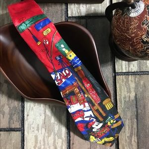 Mickey Mouse Vintage Tie